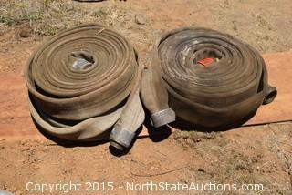 Lot of Water/Fire Hose
