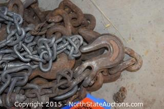 Lot of Chains