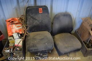 Lot of Semi Seats and More