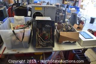 Lot of Misc Auto and Electrical Supplies