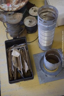 Lot of Electrical Supplies