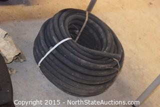 Lot of Air Brake Pots, Misc Filter Housings, Soaker Hose
