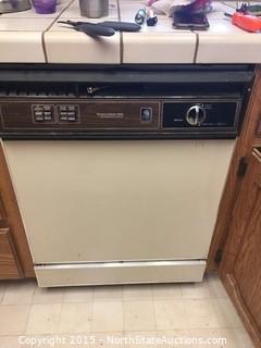 GE Potscrubber 600 Dishwasher