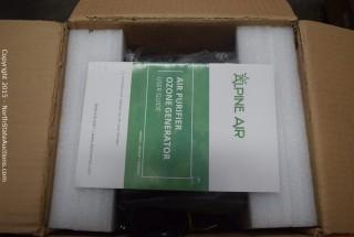 Alpine Air Ozone Air Purifier