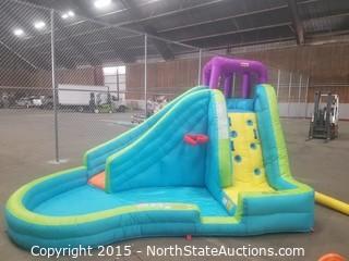 Little Tikes Inflatable Slide