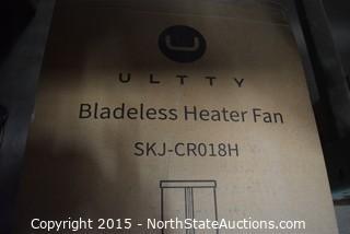 Ultty Bladeless Heater Fan