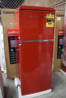 Galanz Retro Top Mount Refrigerator