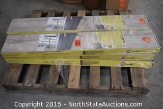 Lot of TrafficMaster Laminate Flooring