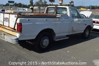 1990 Ford F250 Pick Up (#9)