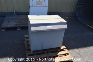 Sorgel Three Phase General Purpose Transformer Box
