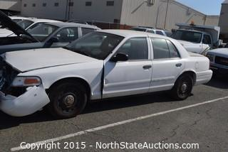 2003 Ford Crown Victoria (#11)