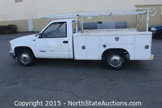 1988 Chevy C1500 Pick Up (#3)