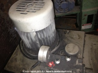 Chicago Slitter 10,000lb Steel Coil Turnstile