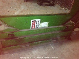 Caldwell Heavy Duty 10,000Lb Coil Upender